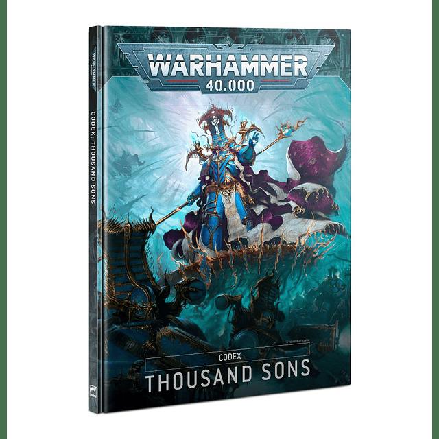 Codex: Thousand Sons (Español)