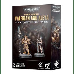 Talons of the Emperor: Valerian y Aleya