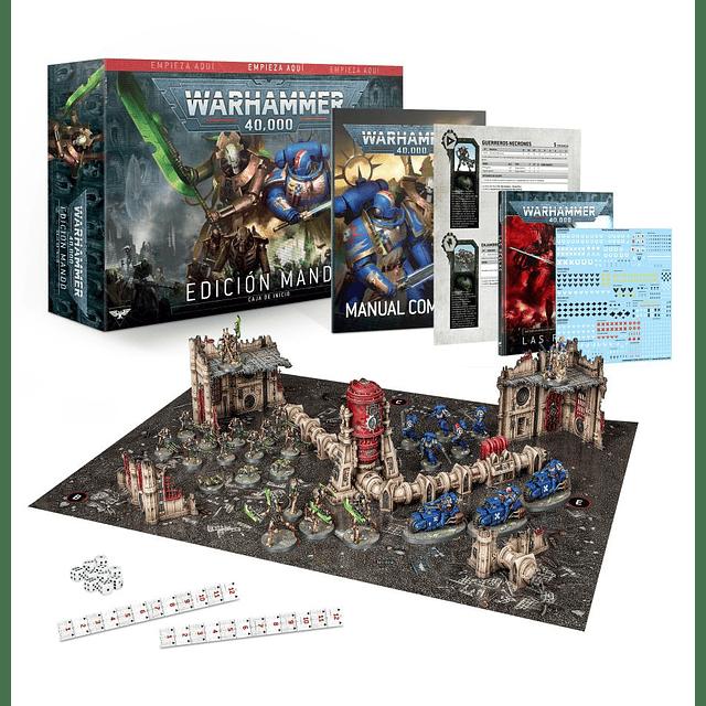 Warhammer 40000 Command Edition (Español)