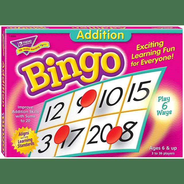 Bingo Addition