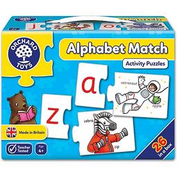 Alphabet Match - Puzzle