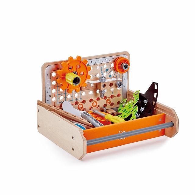 Caja de herramientas para experimentos científicos