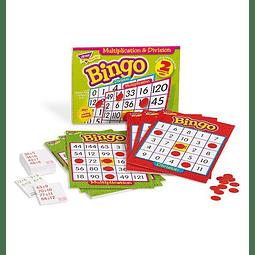 Bingo Multiplication & Division