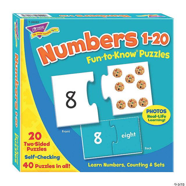 Number-Quantity Association