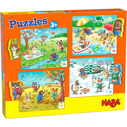 Puzzle Estaciones