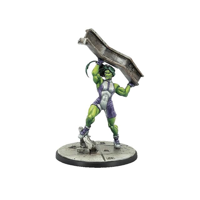 Marvel Crisis Protocol: She Hulk