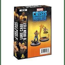 Marvel Crisis Protocol: Luke Cage & Iron Fist