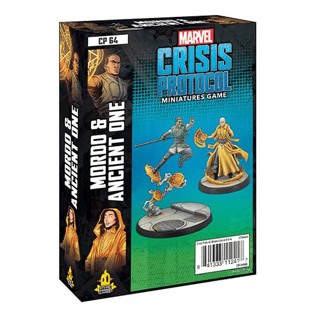 (Preventa) Marvel Crisis Protocol: Mordo & Ancient One