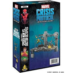 (Preventa) Rival Panels: Spider-Man VS Doctor Octopus