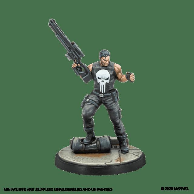Marvel Crisis Protocol: Punisher and Taskmaster