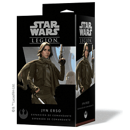 SW Legion: Jyn Erso