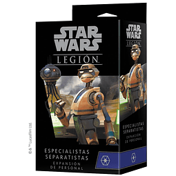 SW Legion: Especialistas separatistas Expansión de personal