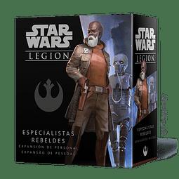 SW Legion: Especialistas Rebeldes
