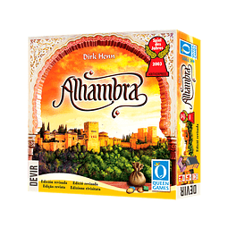 Alhambra: Edición Revisada 2020