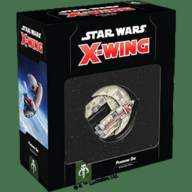 X-Wing 2nd Ed: Castigadora