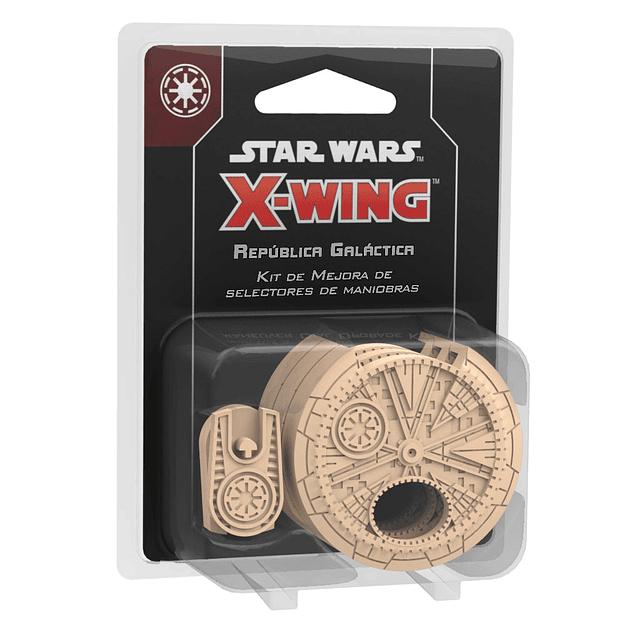 X-Wing 2nd Ed: Republic Galactic maneuver