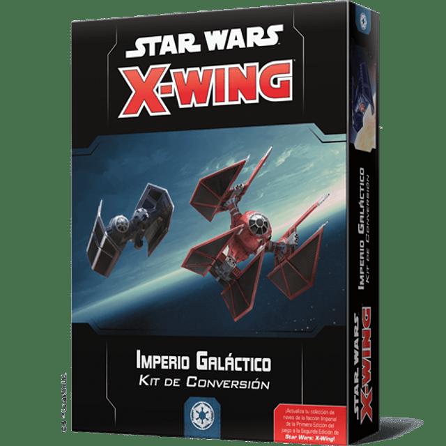 X-Wing 2nd Ed: Kit de Conversión Imperio Galáctico