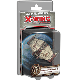 SW X-Wing - Bombardero Scurrg H-6