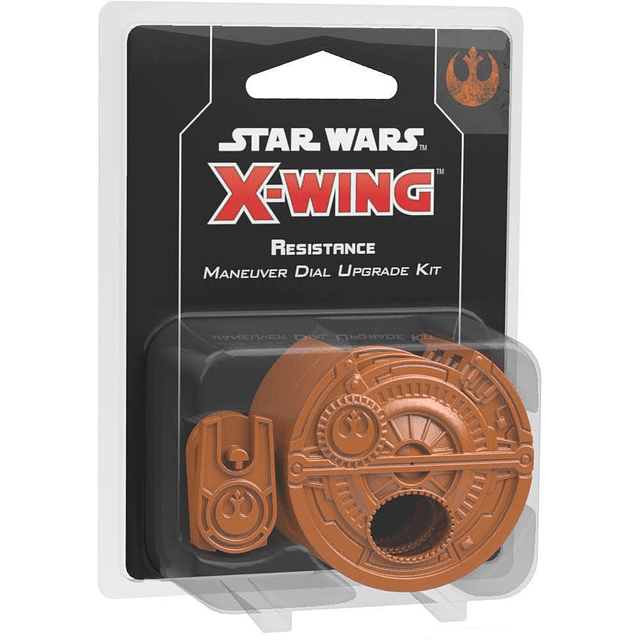 X-Wing 2nd Ed: Resistance Maneuver Dial