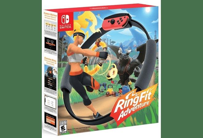 Ringfit Adventure nintendo Switch