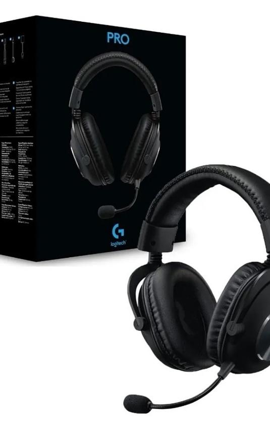 Headset Logitech G pro