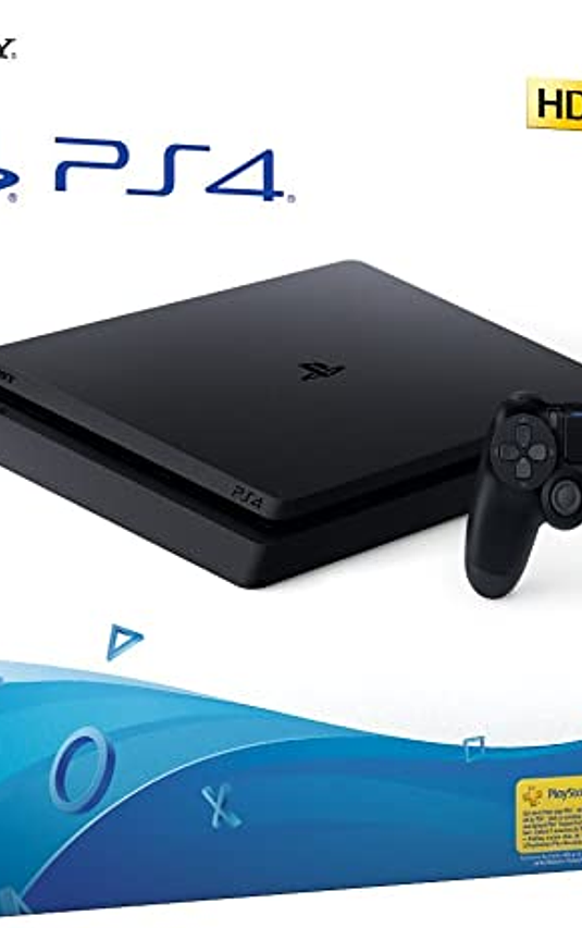 PS4 slim 500Gb nueva
