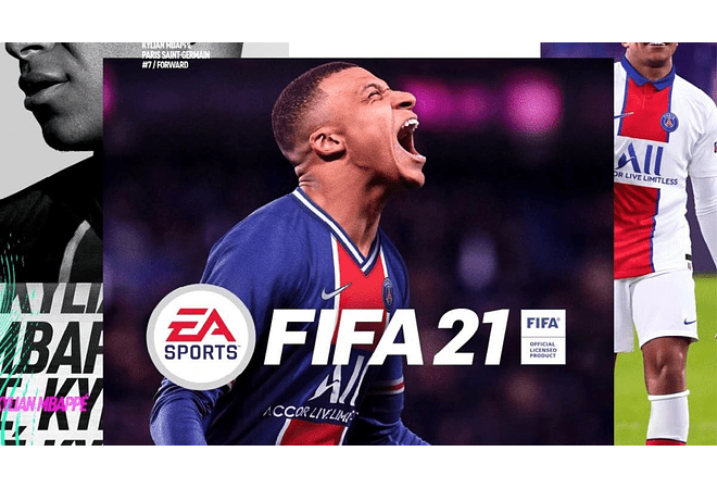 FIFA 21 ESTÁNDAR PS4/XONE/SWITCH