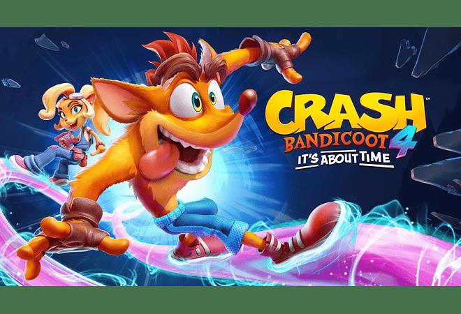 Crash Bandicoot 4 DISPONIBLE PS4 O XBOX ONE