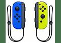 Joycon blue / Yellow nuevos!