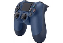 Control Dualshock 4 New Midnight Blue V2 Ps4 Azul