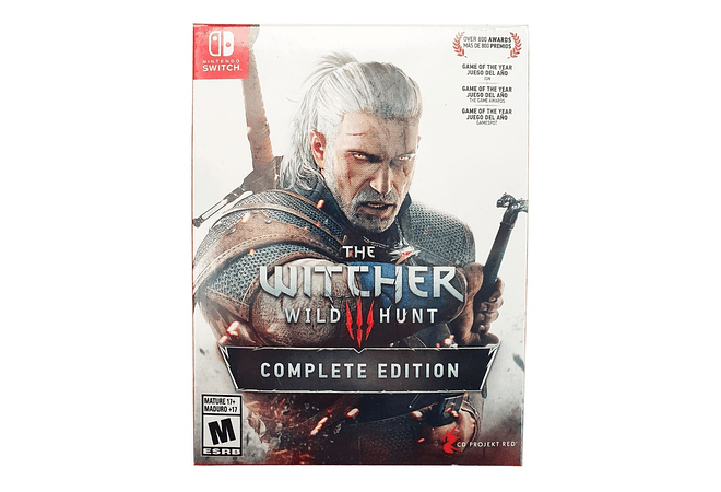 The Witcher Switch Americano