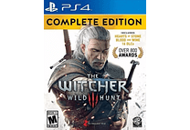 The witcher 3 Complete ps4 nuevo