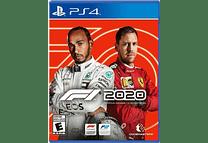 Formula 1 ps4 2020
