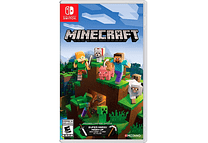 Minecraft Switch nuevo