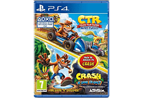 Crash Ctr + Bandicoot PS4 nuevo