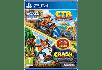 Crash Ctr + Bandicoot PS4 nuevo