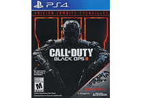 Call Of duty Black Ops 3 PS4 Chronicles Zombies Español