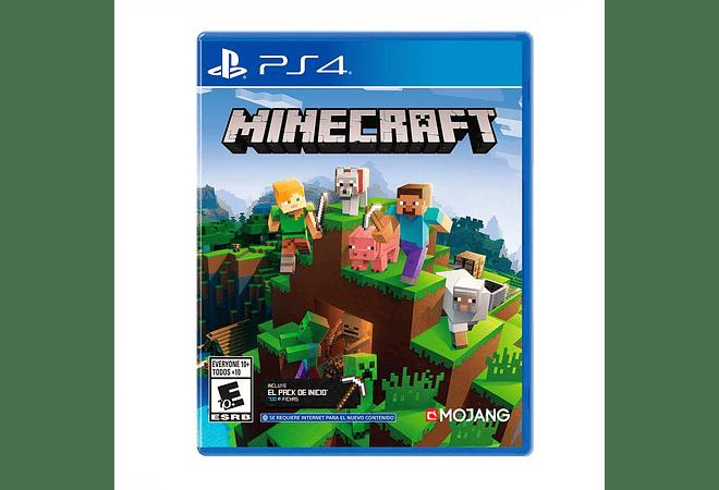 Minecraft Ps4 Nuevo