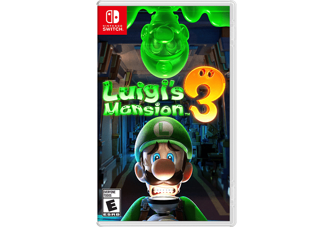 Luigui mansion 3 Nintendo Switch