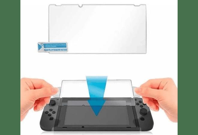Vidrio templado Nintendo Switch