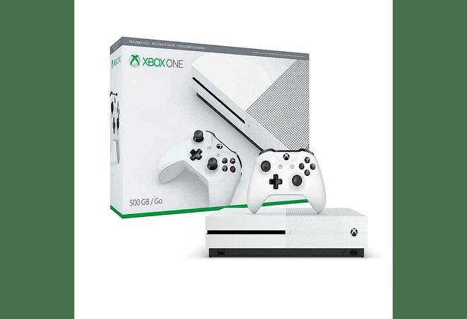 Xbox One S 500Gb Refurbished
