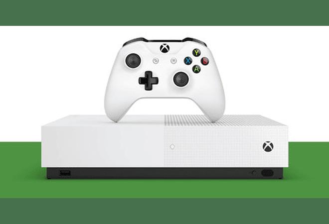 Xbox one S 1 Tb All Digital Refurbished