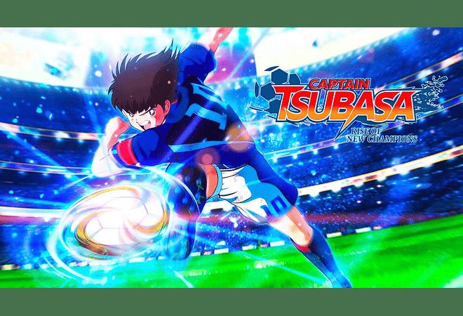 Captain Tsubasa Rise New champion Super Campeones