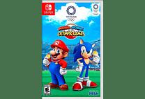 Mario Y Sonic Olimpicos Tokio 2020 Nintendo Switch