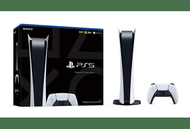 PREVENTA PS5 Edición Digital DESPACHOS EL 15 DE DICIEMBRE