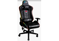 Silla Gamer J&R RGB negra