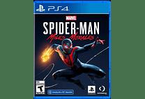 Spiderman Miles Morales PS4 nuevo