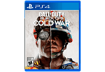 Call of Duty Cold War PS4 Nuevo en español