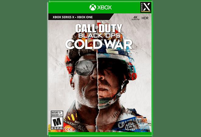 Call duty Cold War Xbox One Español