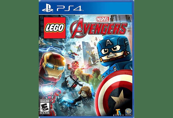Lego avenger PS4 Nuevo